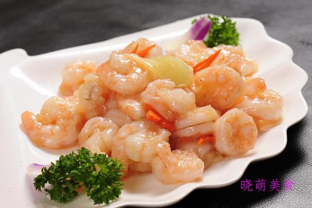 水煮牛蛙、松仁玉米、清炒虾仁、松鼠桂鱼的家常做法,超下饭