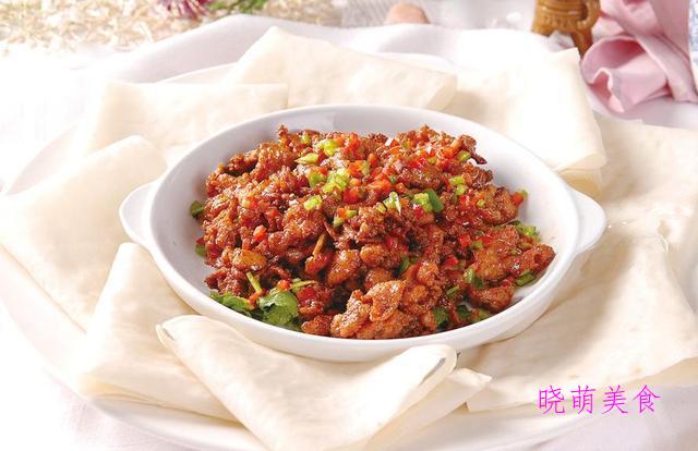 孜然羊肉、蚂蚁上树、葱爆牛肉、炒猪肝爆炒肥肠的做法