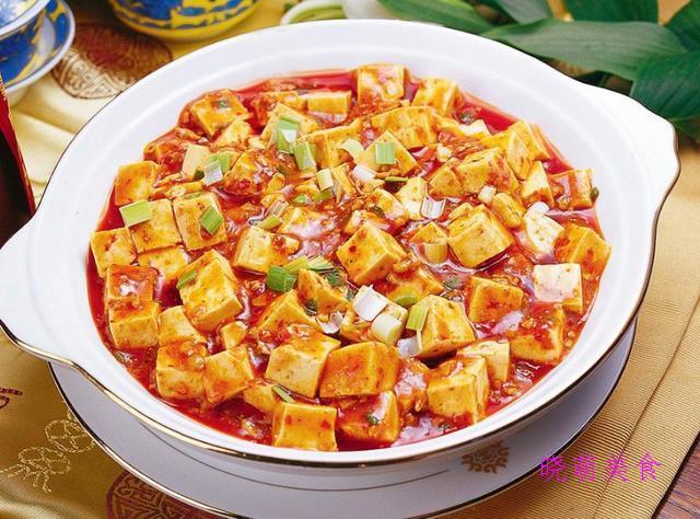 麻婆豆腐、红烧豆腐、葱烧豆腐、鱼香豆腐、剁椒肉末蒸豆腐的做法