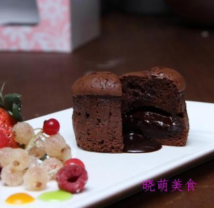 紫薯酥、熔岩蛋糕、雪花酥、肉松月饼的简单做法,香甜好吃