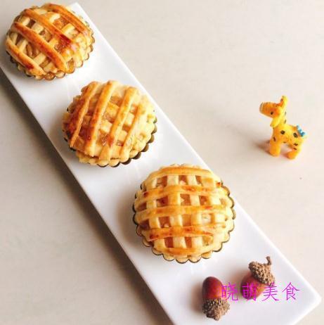 乳酪派、芝士冻、苹果派、焦糖布丁、奶卷的详细做法,香甜好吃