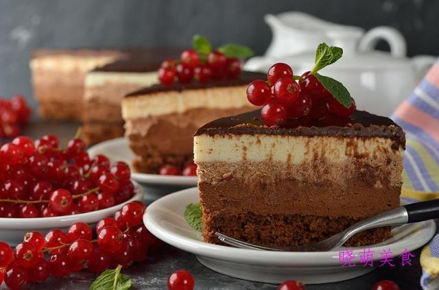 铜锣烧、豌豆黄、椰奶冻、玛芬蛋糕、巧克力慕斯蛋糕的做法来了