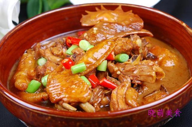 炒鸡、红烧肥肠、杭椒牛柳、京酱肉丝的做法,鲜香美味,超下饭