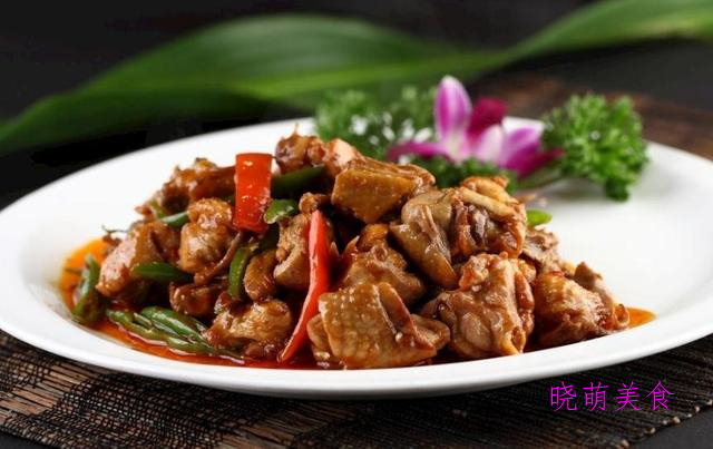 咖喱鸡、辣椒鸡块、红烧鸡块、香菇鸡块、盐焗鸡段简单做法好吃营养
