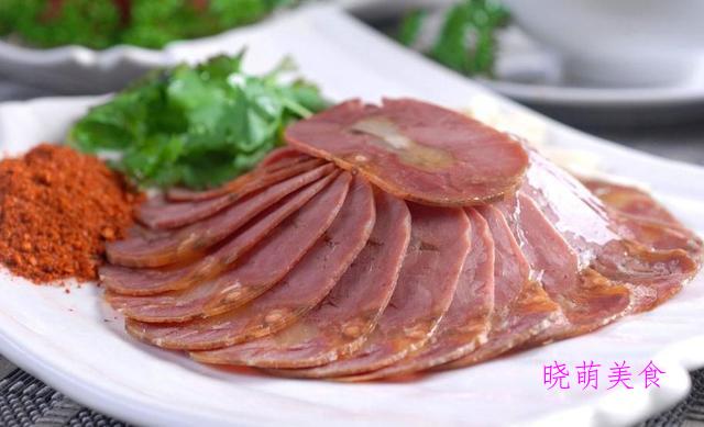 卤牛肉、卤猪蹄、卤猪皮、卤猪耳、卤鸡爪段秘制做法,鲜香软糯