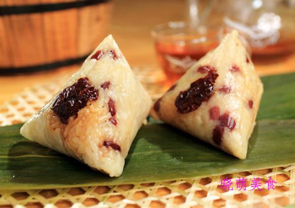 蜜枣粽子、水晶粽子、红枣粽子、鲜肉粽子、蛋黄粽子的详细做法