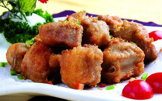 椒盐排骨、椒盐虾、椒盐带鱼、盐酥鸡、椒盐皮皮虾、椒盐小黄鱼