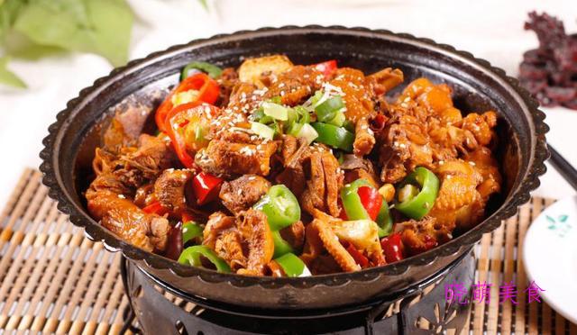蚂蚁上树、干锅牛排骨、地锅鸡、蜜汁鸡翅的做法,营养又下饭