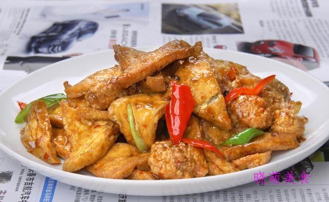 香煎牛肉、葱烧豆腐、大盘鸡、干锅牛蛙段做法,麻辣鲜香,好好吃