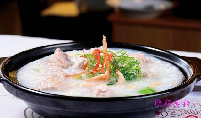 香菇鸡肉粥、海鲜粥、山药粥、牛肉粥、山药排骨粥、皮蛋粥的做法