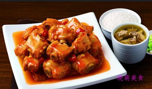 酱烧八爪鱼、酱黄豆、秘制酱猪肘、酱香鸡块、酱焖排骨的做法
