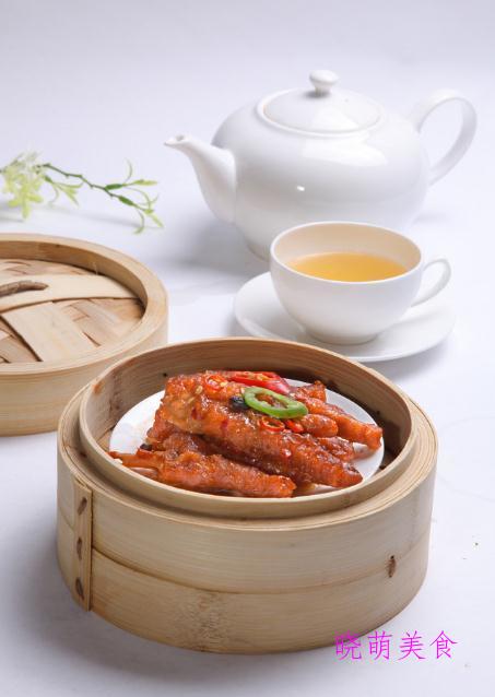 奶黄包、豉汁凤爪、桂花糖糕、水晶蒸饺的做法,香甜美味,好好吃