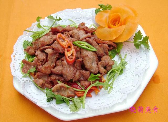 香辣牛蹄筋、芹菜炒牛肉、爆炒牛肚、小炒牛肉、孜然牛肉的做法
