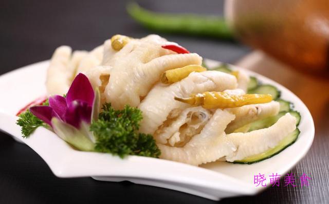 泡椒鸡爪、麻辣鸡爪、香辣鸡爪、卤鸡爪的美味做法,香辣好吃