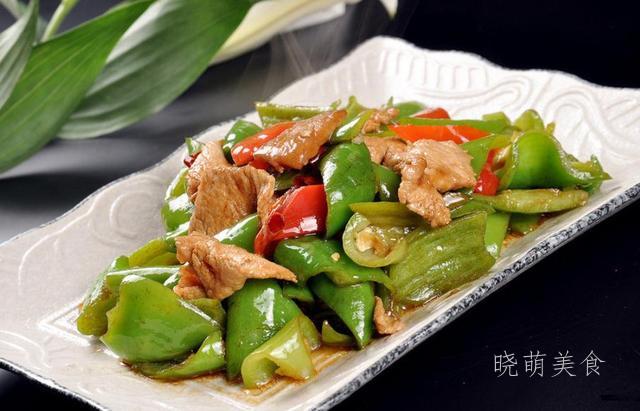 青椒炒肉、干煸茶树菇、梅干菜烧肉、秘制五花肉的做法,鲜香美味