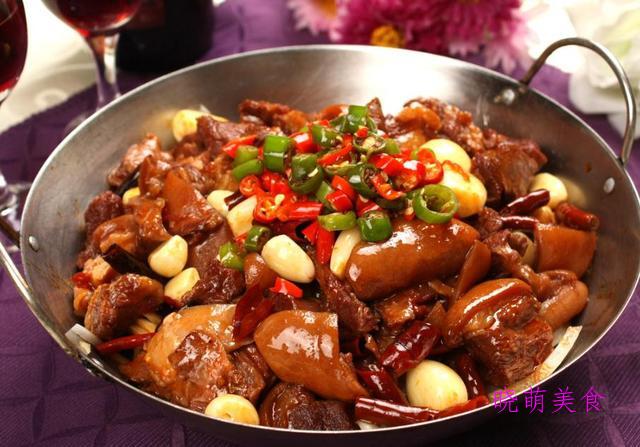 板栗烧羊肉、羊肉烧萝卜、烤羊肉、水晶羊肉、香辣羊肉的美味做法