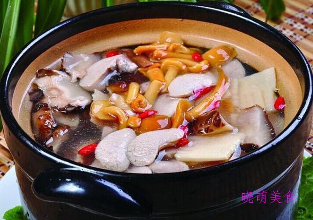 牛肉汤、鸽子汤、牛骨萝卜汤、香菇鸡汤、莲子山药汤的美味做法