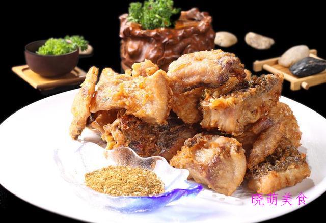 自制熏鸡、炸鱼块、卤鸭、干煸虾、麻辣杏鲍菇的做法,美味又营养