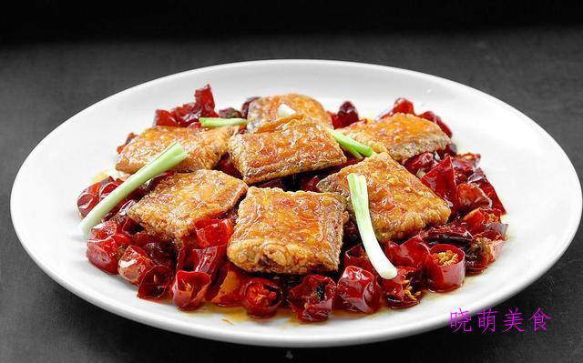 辣烧带鱼、干烧黄花鱼、辣椒炒豆干、洋葱炒猪肝的美味做法