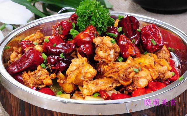 麻辣鸡块、麻辣手撕鸡、麻辣香锅、香辣羊肉的美味做法,营养好吃