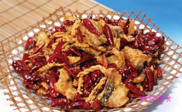 椒麻牛肉、辣子鱼、麻辣香干、红油耳片、椒麻兔丁的美味做法