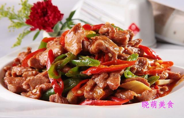 香辣大盘鸡、家常东坡肉、小炒腊肉、香菇酿肉的美味做法营养好吃