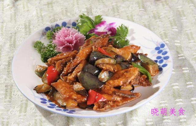 酱烧排骨、烧茄子、茶香排骨、辣烧带鱼的美味做法,营养开胃