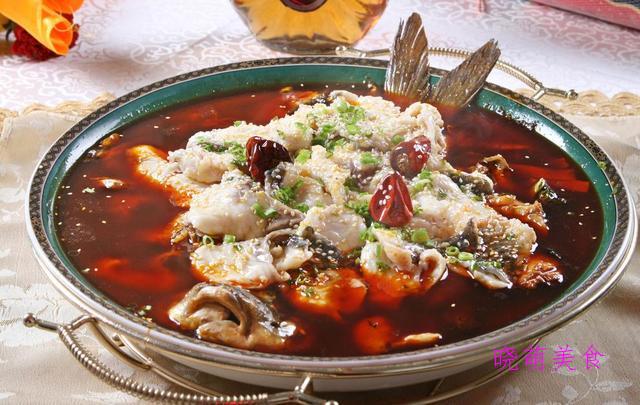 桂香红烧肉、家常水煮鱼、辣烧猪蹄、盐水虾的美味做法,下饭刚好