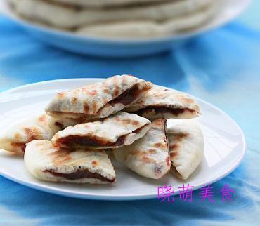 红薯山药饼、玉米饼、红豆沙馅饼、梅干菜馅饼、葱花饼的美味做法