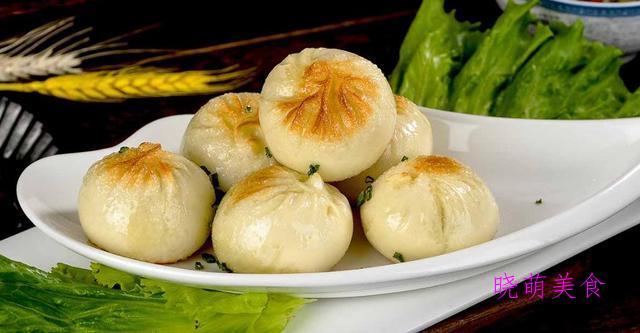 南瓜糯米糍、碱水粽、豆沙包、传统生煎包、韭菜盒子的美味做法