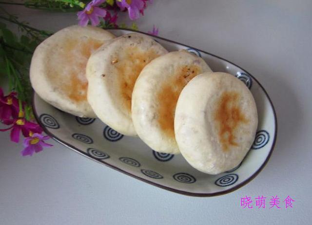 发面糖饼、发面馅饼、蜜汁叉烧包、山药小馒头的美味做法