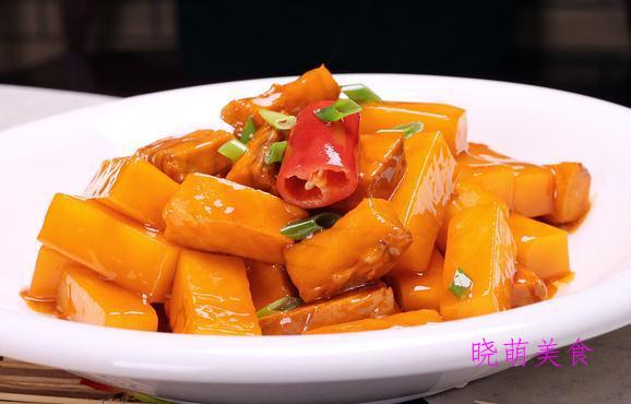 红烧土豆、糖醋茄子、酱香豆腐、爆炒茼蒿、辣炒花菜的美味做法