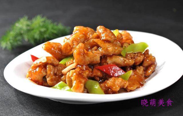 东北溜肉段、溜肥肠、双溜豆腐、青椒溜猪肝的美味做法,鲜香嫩滑