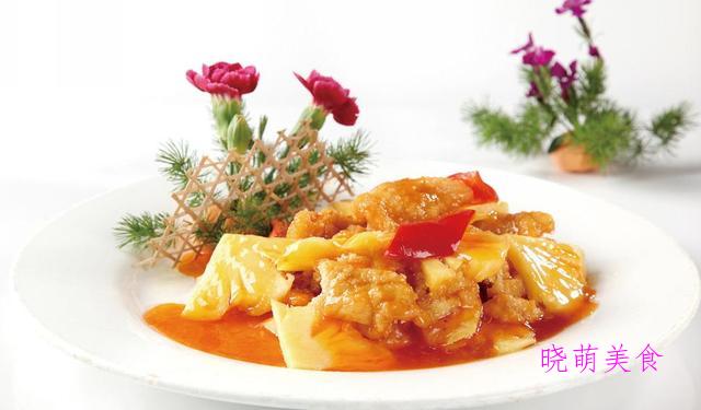 八宝饭、菠萝鸡片、咸汤圆、酱猪手的美味做法,宴客必备