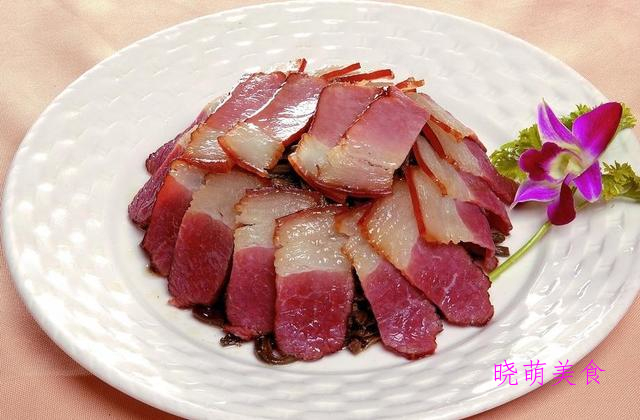 干煸排骨、盐焗猪肝、蒸腊肉、炒粉丝的简单做法,香辣美味又下饭