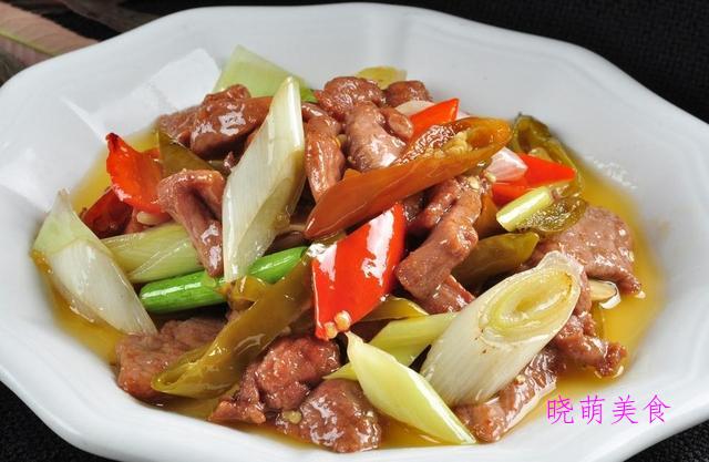 辣子鳕鱼球、水煮千张、黑椒鸡翅、彩椒炒牛肉的家常做法营养美味