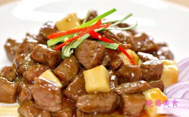 红糖糕、麻薯、黑椒牛肉、小馄饨、泡菜炒年糕的美味做法
