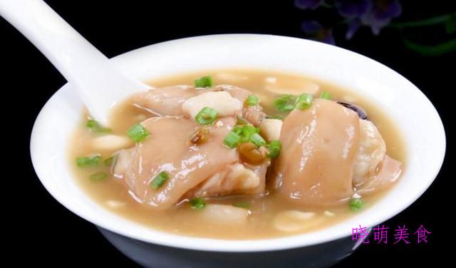 骨头汤、板栗鸡汤、莲藕排骨汤、人参鸡汤、猪蹄汤的家常做法