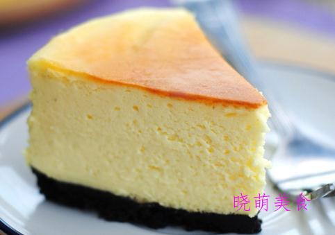海苔肉松小贝、芝士蛋糕、芒果慕斯、奶棒的详细做法,香甜美味