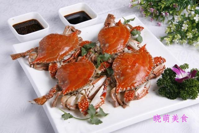 清蒸小龙虾、清蒸螃蟹、清蒸金鲳鱼、清蒸虾、清蒸桂鱼的做法