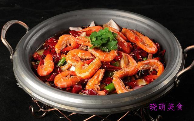干锅香菇鸡、香辣干锅虾、干锅鸡胗、干锅麻辣兔的家常做法