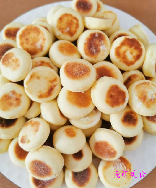 孜然鸡肉饼、软糯山药饼、舒芙蕾、玉米面馒头、糖糕的做法