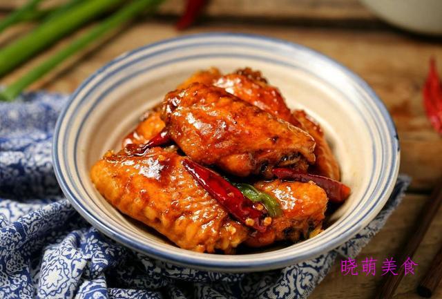 酱烧排骨、酱烧鸡翅、酱香鱿鱼、酱烧丸子的做法
