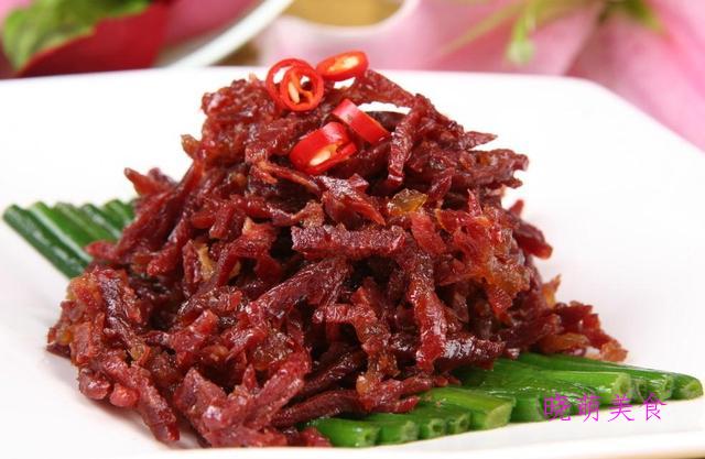 干煸牛肉、孜然土豆、香辣大肠、麻辣兔丁的做法