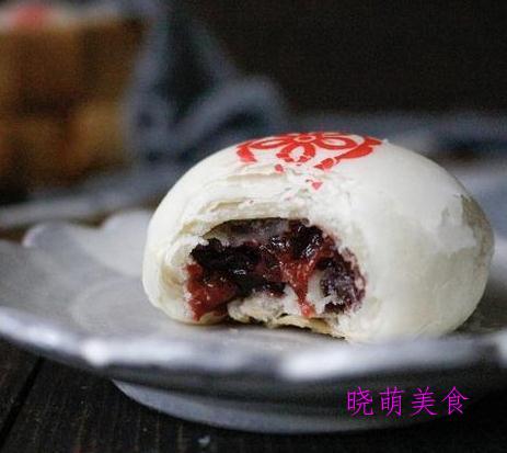 炼乳餐包、玫瑰鲜花饼、肉松青团的家常做法