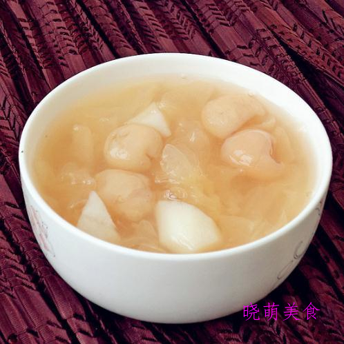 奶茶芋圆、香蕉银耳羹、山药银耳羹、木瓜西米露的做法