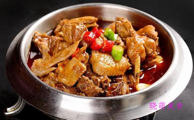 可乐鸡块、香辣猪蹄煲、湘味黄花鱼、香辣牛排的做法