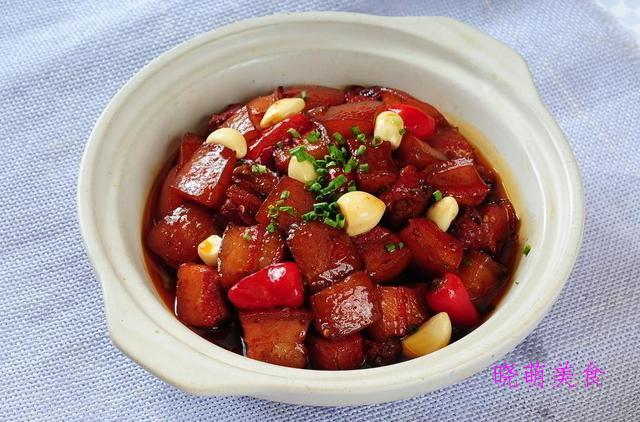 干烧鳊鱼、辣烧带鱼、香辣烧肉、香辣黄花鱼的做法