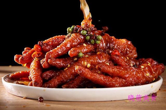 家常小炒鸡、蒜焖排骨、香辣虎皮鸡爪、孜然里脊的做法
