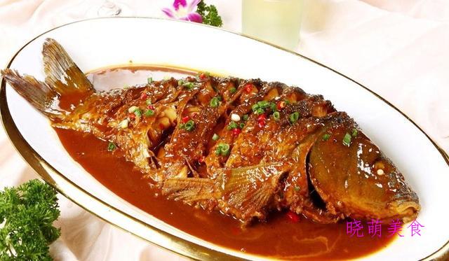 豉香回锅肉、回锅带鱼、家常焖鱼、辣烧鳊鱼的家常做法